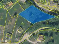Prodej pozemku 2288 m², Lučany nad Nisou