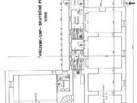 Půdorys 1. NP - Prodej komerčního objektu 366 m², Jilemnice