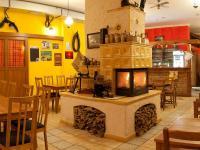 restaurace večer - Prodej penzionu 650 m², Hrádek nad Nisou