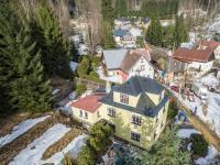 foto 4 - pohled na dům - Prodej domu 160 m², Janov nad Nisou