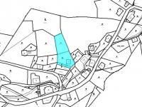 foto 21 - mapa z KN - pozemky - Prodej domu 160 m², Janov nad Nisou