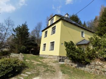 foto 2 - pohled na dům - Prodej domu 160 m², Janov nad Nisou