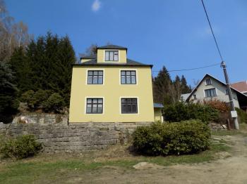 foto 1 - pohled na dům - Prodej domu 160 m², Janov nad Nisou