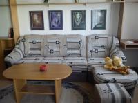 foto 4 - obývací pokoj  - Pronájem bytu 2+1 v družstevním vlastnictví 64 m², Jablonec nad Nisou