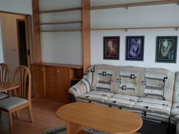 foto 3 - obývací pokoj  - Pronájem bytu 2+1 v družstevním vlastnictví 64 m², Jablonec nad Nisou