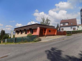 pohled na dům - Pronájem bytu 3+kk v osobním vlastnictví 90 m², Jablonec nad Nisou