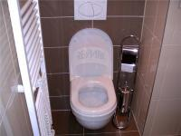 WC (Prodej bytu Atypický v osobním vlastnictví 100 m², Špindlerův Mlýn)