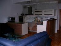 kuchyně s obývací částí (Prodej bytu Atypický v osobním vlastnictví 100 m², Špindlerův Mlýn)