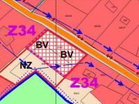 Prodej pozemku 5562 m², Mostek