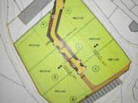 Prodej pozemku 766 m², Chvatěruby