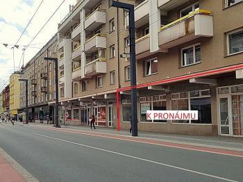 Pronájem obchodních prostor 320 m², Hradec Králové