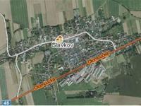 Stavební pozemky v obci Slavkov