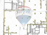 Pudorys prostor (Pronájem obchodních prostor 550 m², Opava)