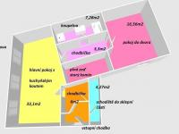 Prodej bytu 2+kk v osobním vlastnictví 66 m², Krnov