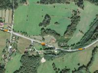 Prodej pozemku 37342 m², Roudno