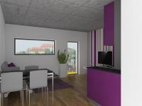 Pronájem bytu 1+kk v osobním vlastnictví 33 m², Brno