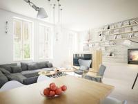 interier (Prodej domu v osobním vlastnictví 143 m², Brno)