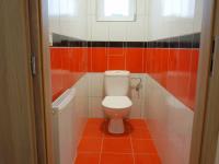 Samostatné WC (Prodej bytu 3+kk v družstevním vlastnictví 94 m², Brno)