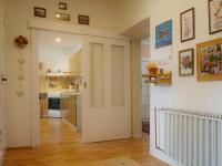 Zádveří, vstup do kuchyně a obývacího pokoje (Prodej bytu 3+kk v osobním vlastnictví 90 m², Mikulov)