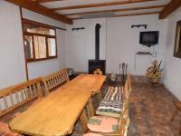 Společenská místnost (Pronájem penzionu 250 m², Jedovnice)
