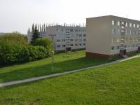 Výhled z balkonu  (Prodej bytu 2+kk v osobním vlastnictví 42 m², Rousínov)