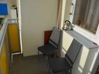 Balkon (Prodej bytu 2+kk v osobním vlastnictví 42 m², Rousínov)