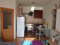 Kuchyně (Prodej bytu 2+kk v osobním vlastnictví 42 m², Rousínov)