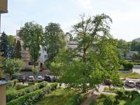 Výhled z pokoje 2 (Prodej bytu 2+1 v osobním vlastnictví 78 m², Brno)