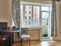 Pokoj s balkonem (Prodej bytu 2+1 v osobním vlastnictví 78 m², Brno)