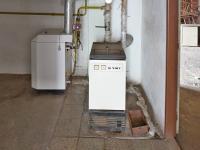 Kotelna - plyn i tuhá paliva (Prodej domu v osobním vlastnictví 220 m², Újezd u Boskovic)