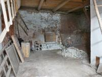 Garáž, kůlna (Prodej domu v osobním vlastnictví 220 m², Újezd u Boskovic)