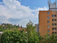 Pohled z okna (Prodej bytu 2+1 v osobním vlastnictví 44 m², Přerov)