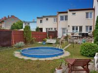 Pohled na dům ze zahrady (Prodej domu v osobním vlastnictví 210 m², Mikulov)