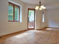 Obývací pokoj (Prodej domu v osobním vlastnictví 245 m², Brno)