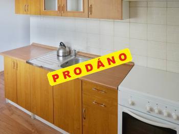 Kuchyně - Prodej bytu 1+1 v družstevním vlastnictví 36 m², Přerov