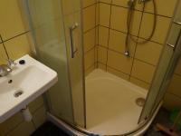 Koupelna se sprchovým koutem - Prodej bytu 1+1 v družstevním vlastnictví 36 m², Přerov