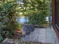 Řeka Svratka v těsné blízkosti chaty (Prodej chaty / chalupy 48 m², Hradčany)