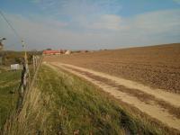 Polní cesta za zahradou - Prodej chaty / chalupy 170 m², Dětkovice