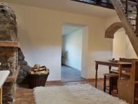 Obývací pokoj 2 - Prodej domu v osobním vlastnictví 170 m², Dětkovice