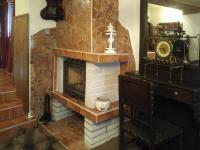 Krb v obývacím pokoji 1 - Prodej domu v osobním vlastnictví 170 m², Dětkovice
