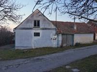 Pohled z ulice - Prodej domu v osobním vlastnictví 69 m², Vémyslice