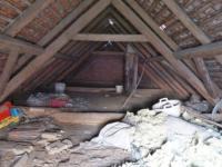 Půda (Prodej domu v osobním vlastnictví 69 m², Vémyslice)