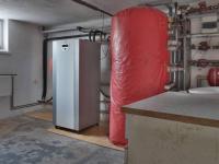 Sklep, tepelné čerpadlo - Prodej domu v osobním vlastnictví 215 m², Bučina