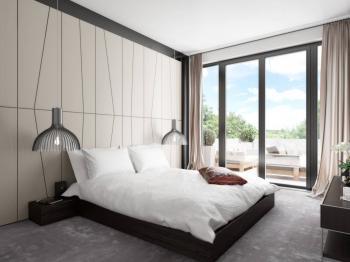 Vizualizace - Prodej bytu 1+1 v osobním vlastnictví 41 m², Olomouc