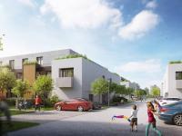 Vizualizace - Prodej bytu 3+kk v osobním vlastnictví 79 m², Olomouc