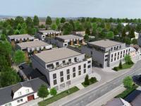 Vizualizace - Prodej bytu 4+kk v osobním vlastnictví 95 m², Olomouc