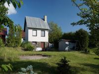Pohled ze zahrady - Prodej chaty / chalupy 36 m², Bohdalice-Pavlovice