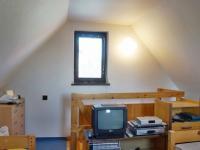 Ložnice v podkroví - Prodej chaty / chalupy 36 m², Bohdalice-Pavlovice