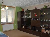 Obývací pokoj  - Pronájem bytu 3+1 70 m², Ježkovice