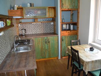 Kuchyně - Pronájem bytu 2+1 v osobním vlastnictví 57 m², Vyškov